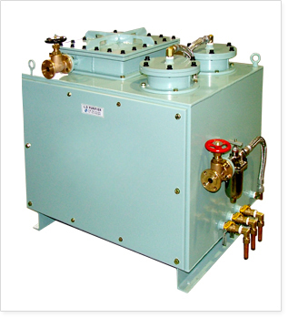 fuel oil purifiers